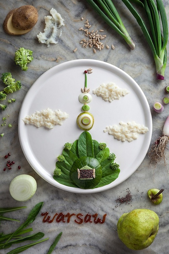 Food-photography-eastern-europe-city-illustrations-Warsaw