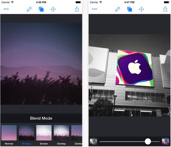 Image-Blender-Phone-App