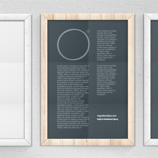Poster-Frame-Mockup-X