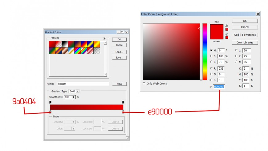 Step 05_Create gradient