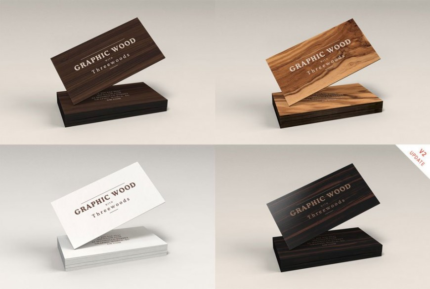 Wooden-Business-Cards-MockUp