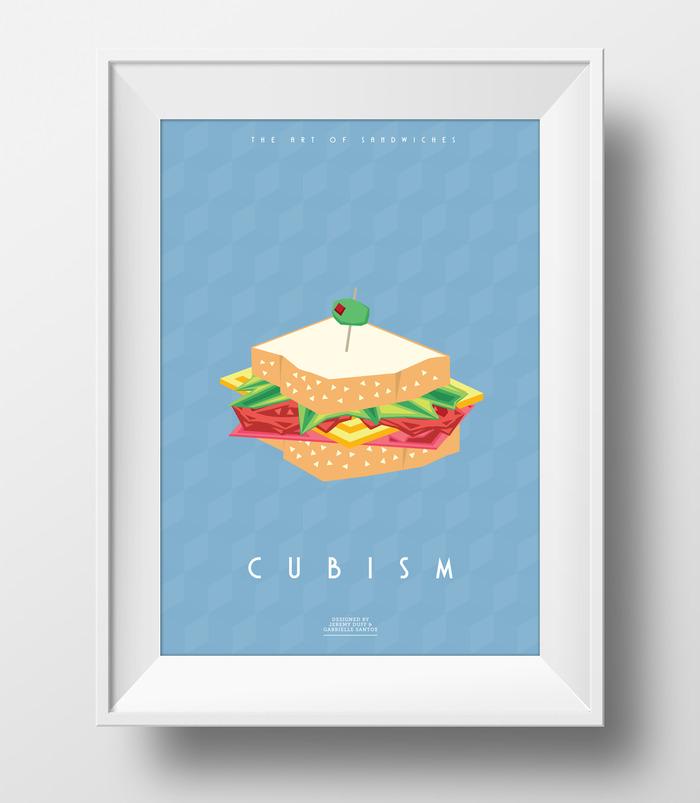 sandwich_cubism