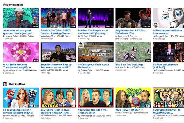 youtubethesis