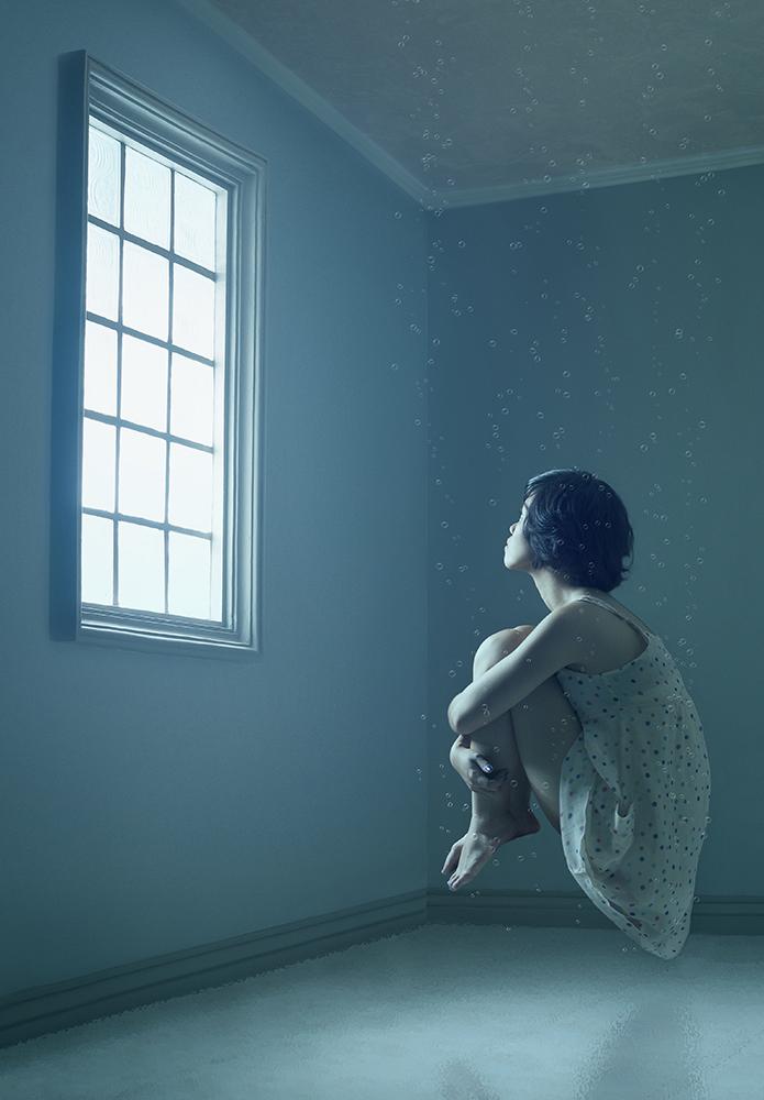 Drowning in Tears by John Phillip Santos