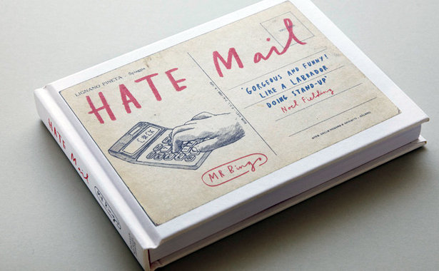 Hate-Mail-Book