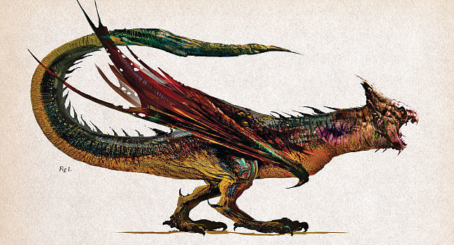 Hungarian-Horntail