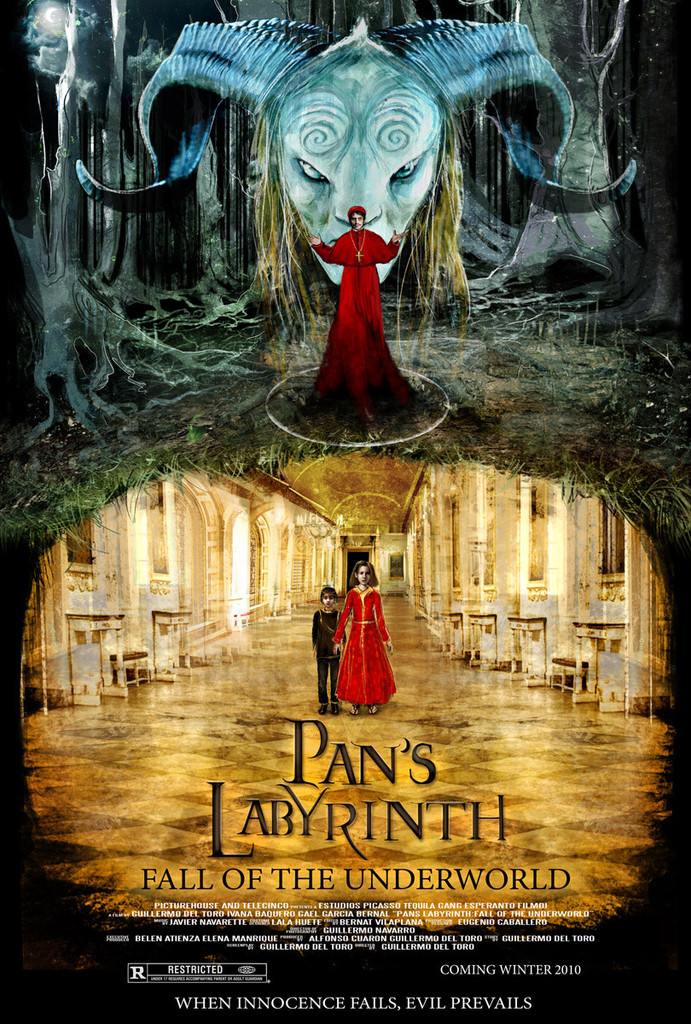 Pan's Labyrinth - Fall of the Underworld by Odessa Sawyer