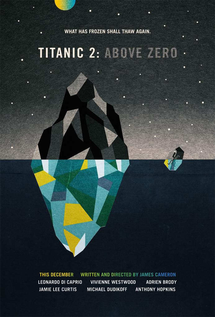 Titanic 2 - Above Zero by Pavel Fuksa