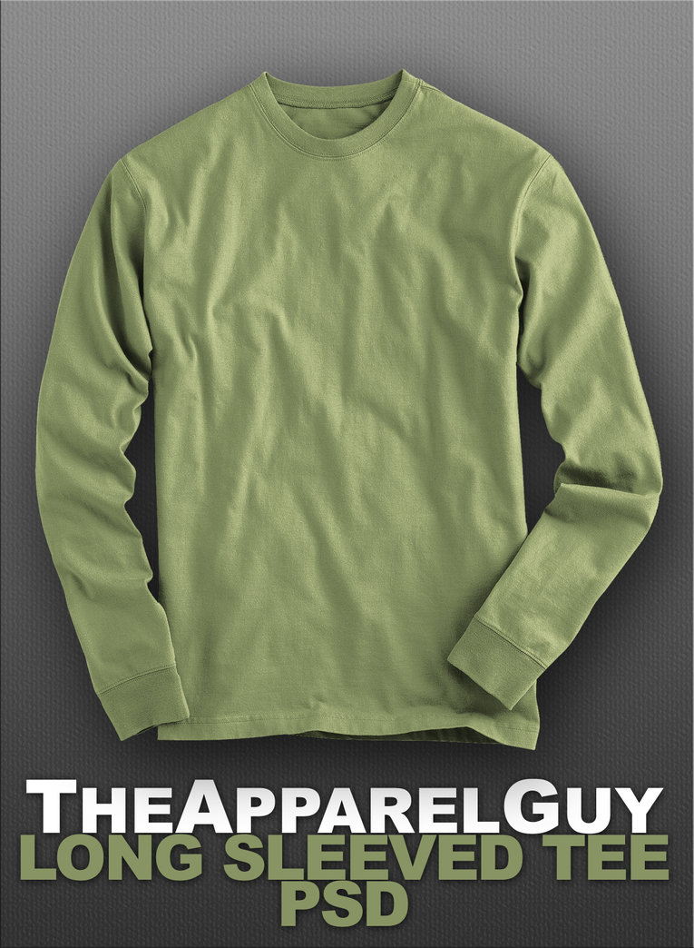 long_sleeved_tee_psd_by_theapparelguy-d4a5i50