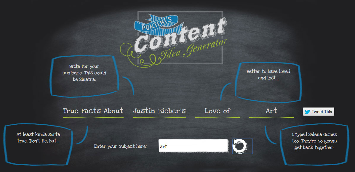 10 reasons why graphic designers should use portent s for Portent 2014