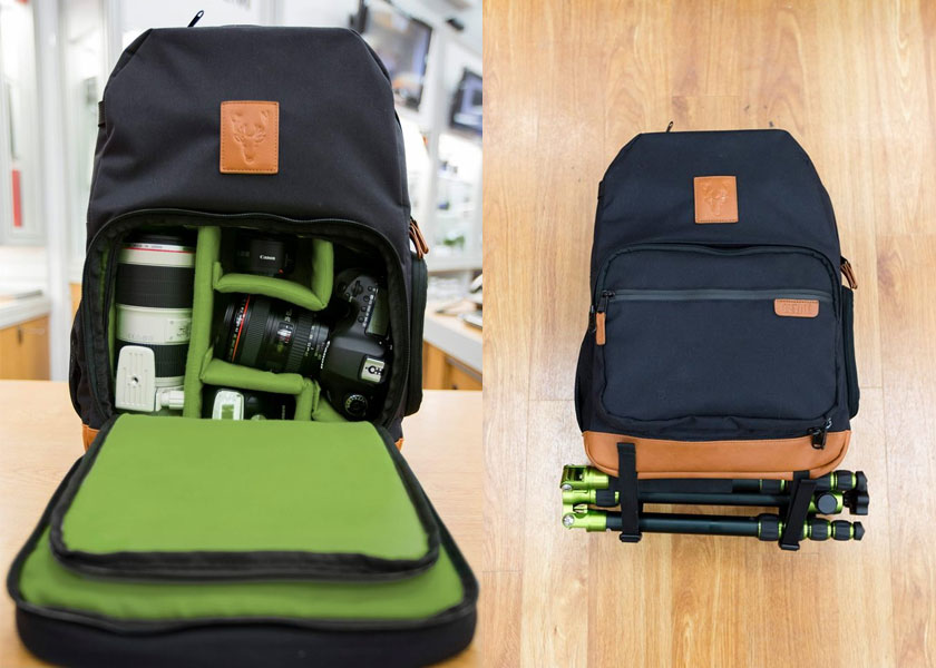 Brevitē: The Most Stylish Camera Backpack We've Seen So Far ...