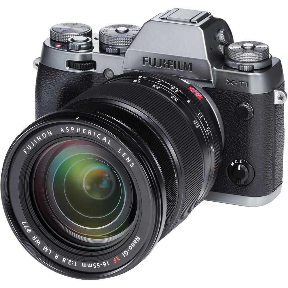 Fujinon XF16-55mm f/2.8 Lens
