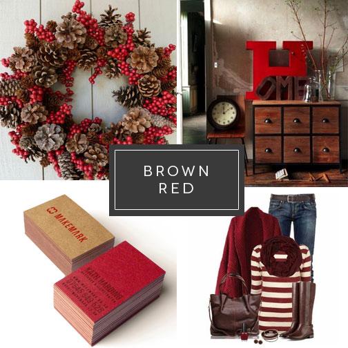 brownred
