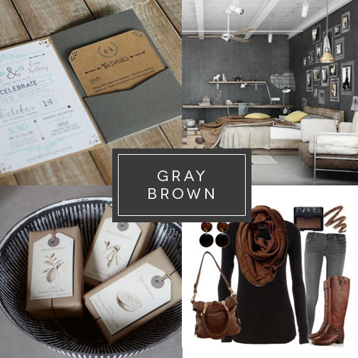 gray-brown