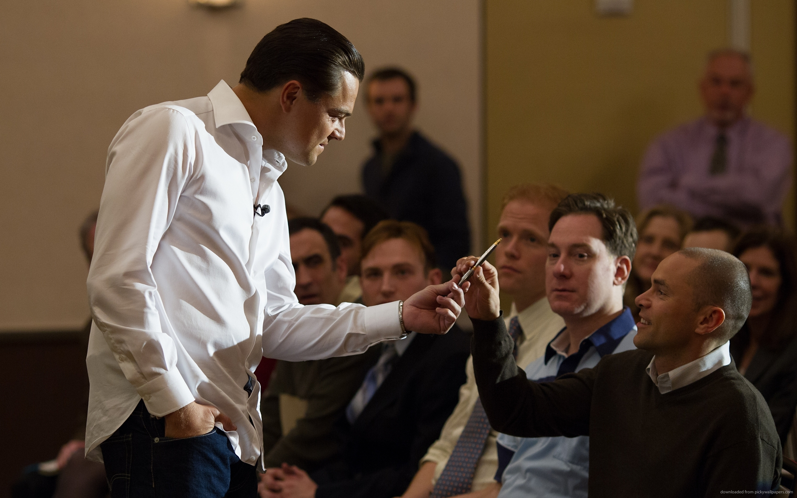 Sell Me This Pen Takeaways From The Wolf Of Wall Street