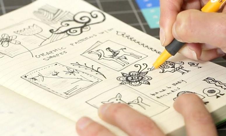 moleskin-doodles