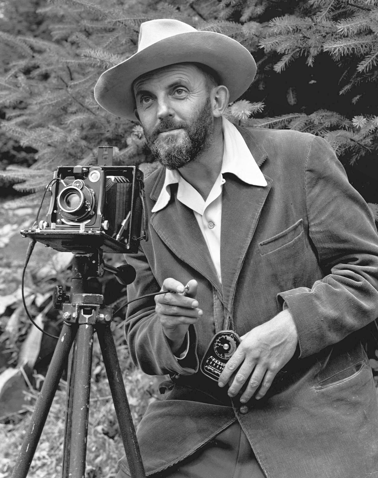 Ansel-Adams-Portrait-Youthephotographer