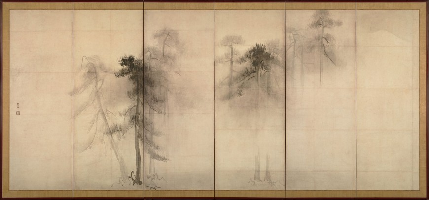 Hasegawa_Tohaku,_Pine_Trees