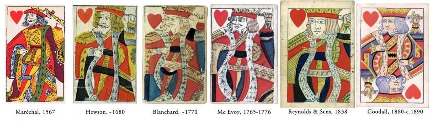 King_of_Hearts_Ruen_pattern_comparison