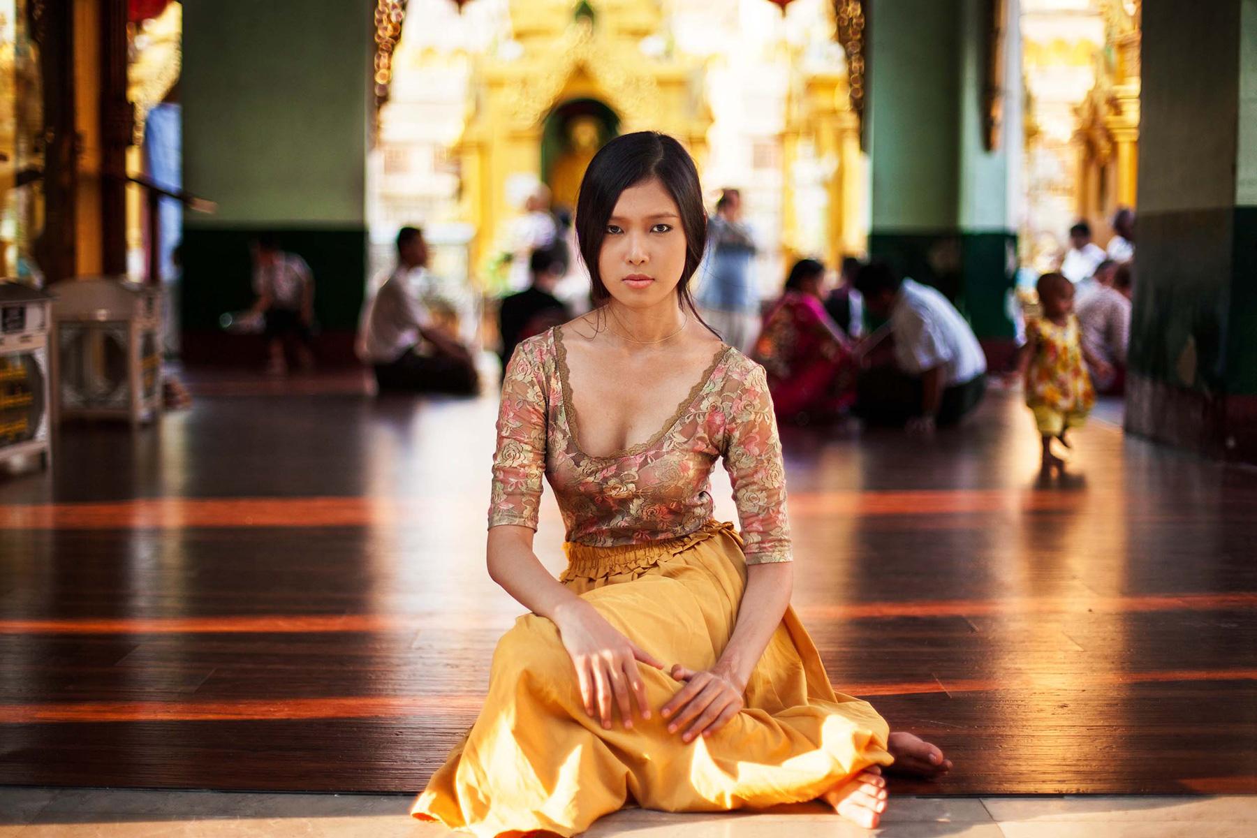 Rangoon Yangon Myanmar Dating Girls Nightlife