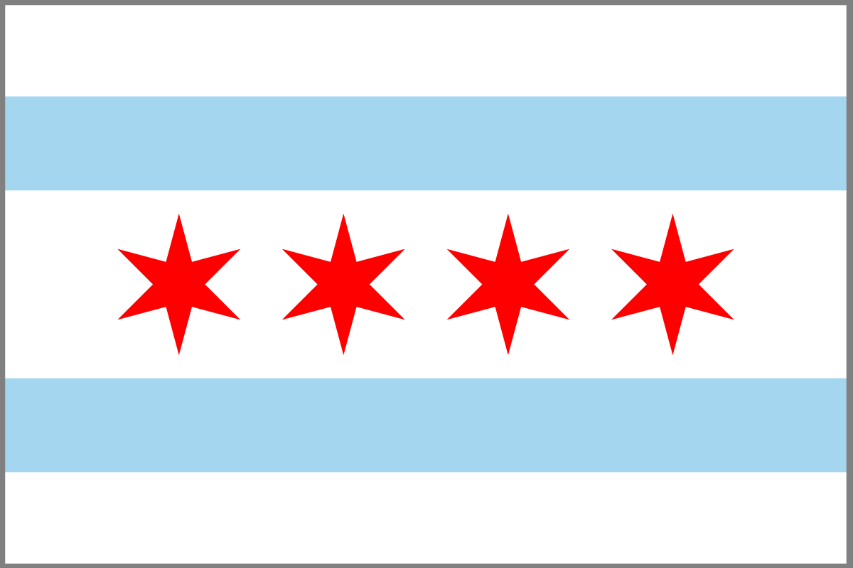 Chicago-muni-flag