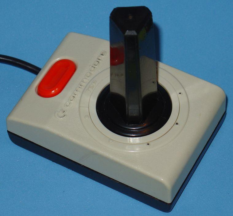 commodore joystick