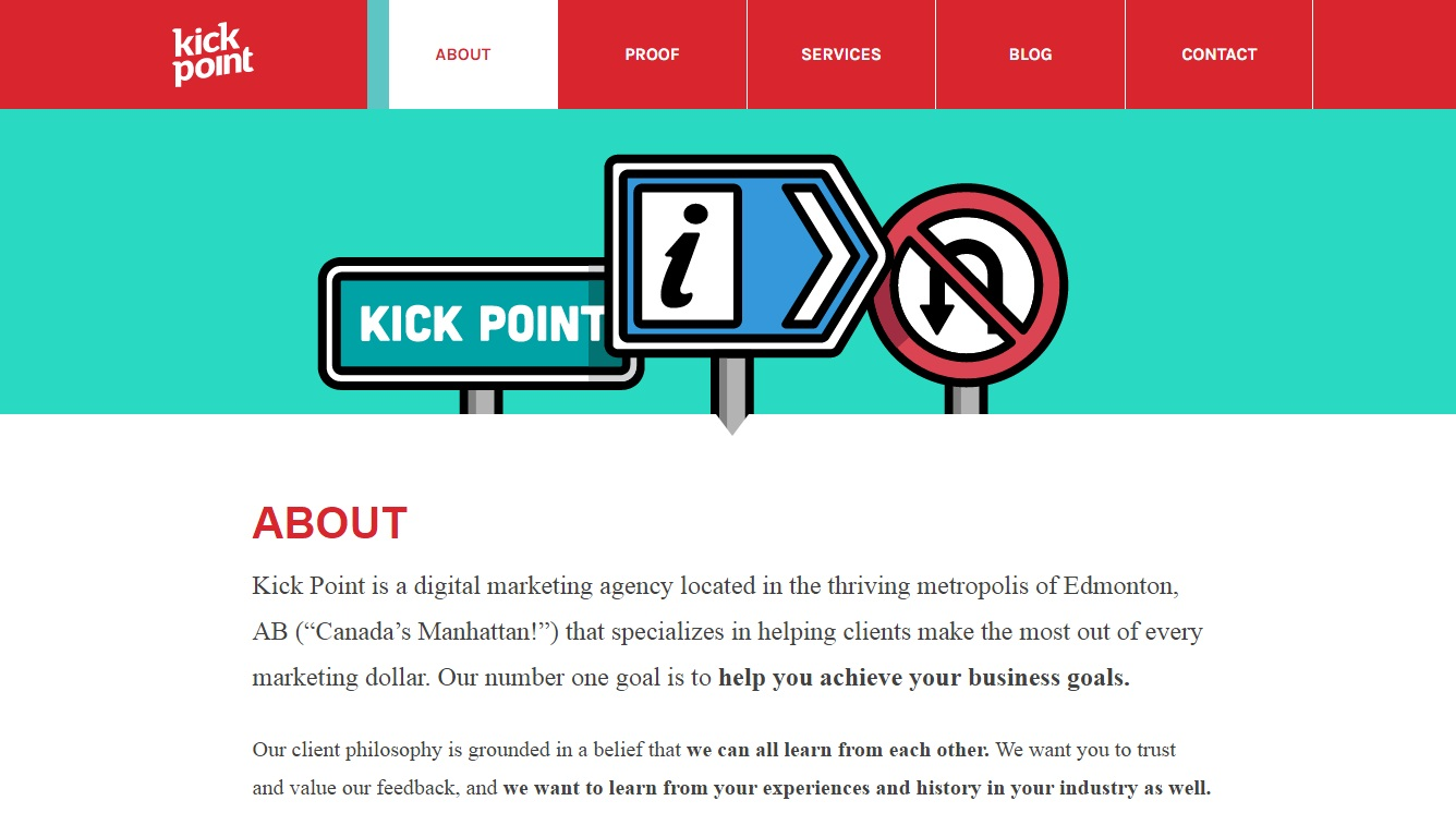 Kickpoint