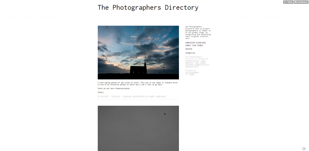 UCreative-Tumblr-Blogs-The-Photographers-Directory-2015