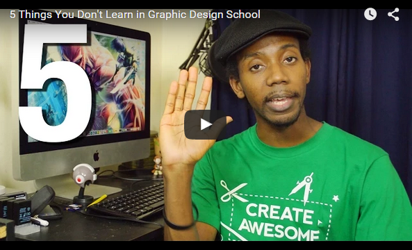 5 Things Graphic Design Instructors Never teach you