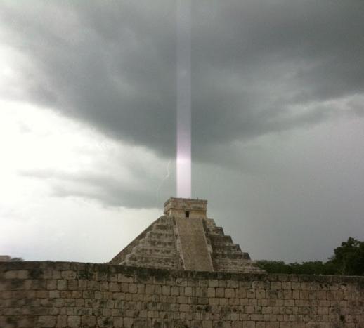 mayan-light-beam