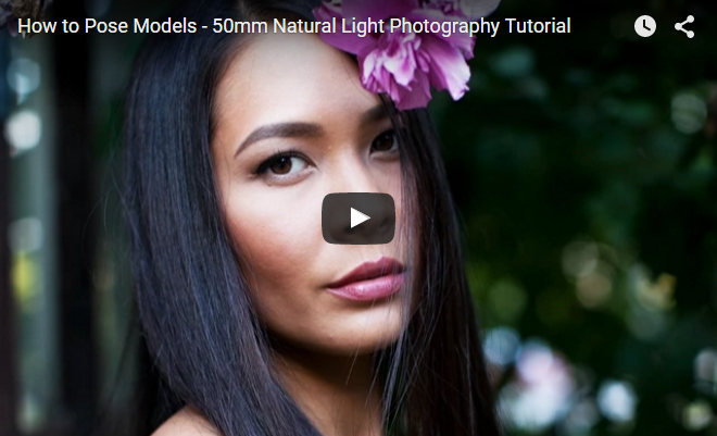 How To Pose Models