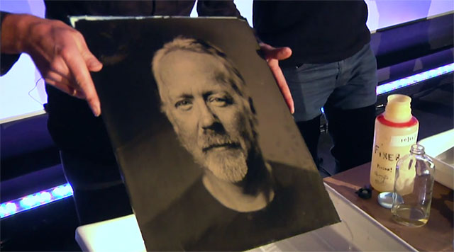 adam savage tested tintype