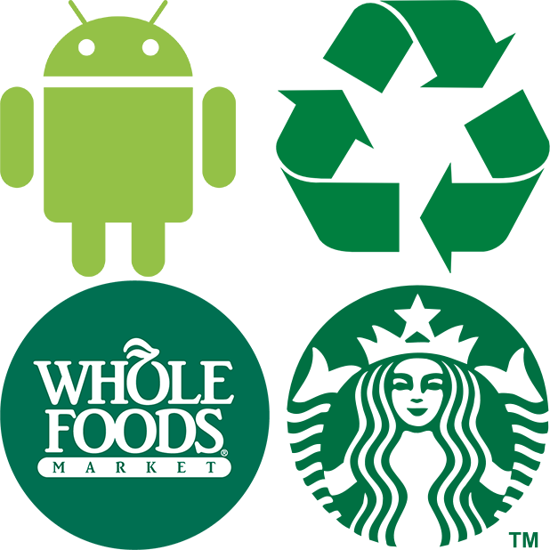 green-logos