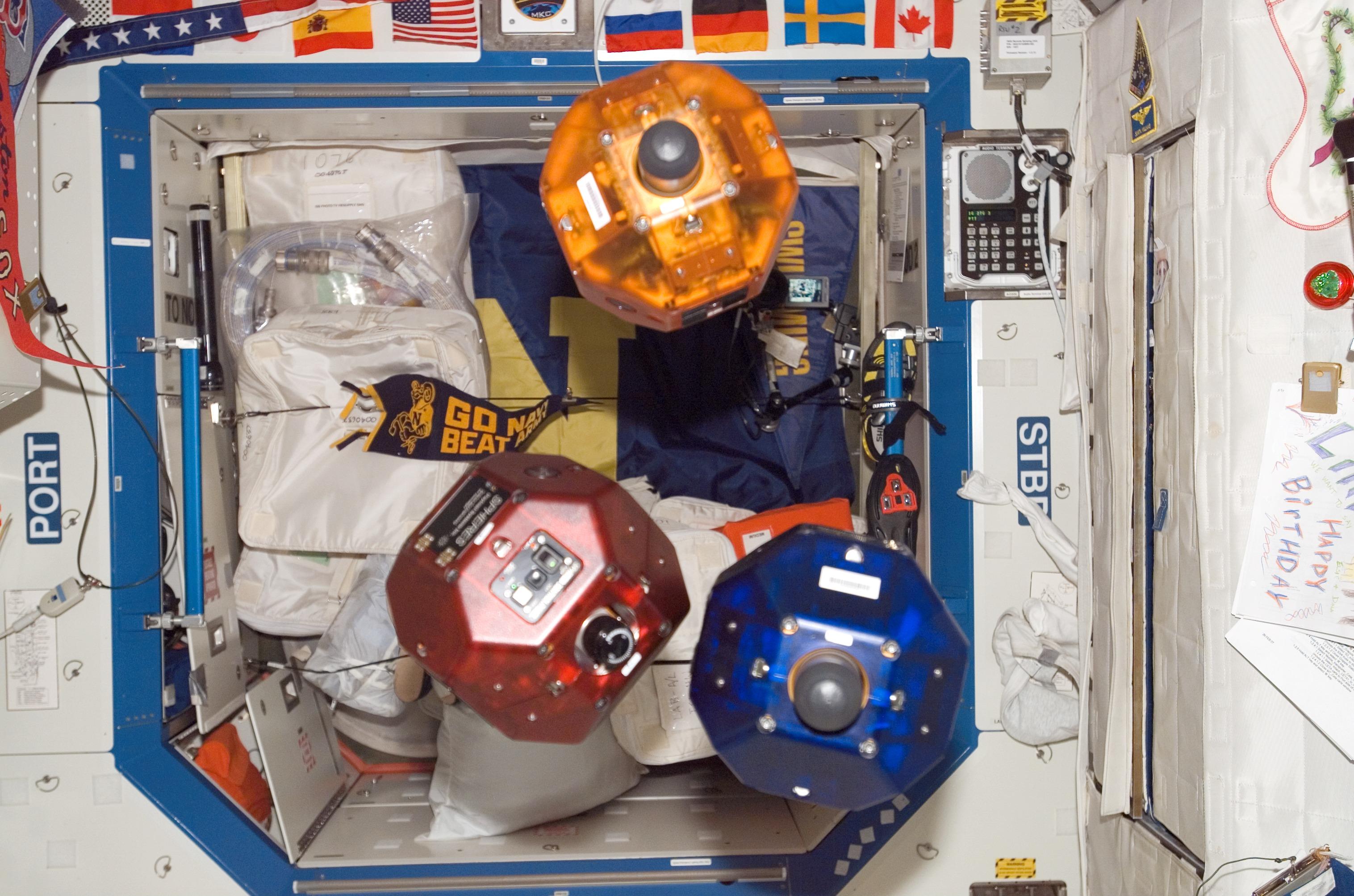 ISS-14_Spheres