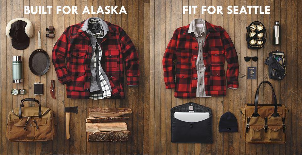 Filson-AlaskaFit-SeattleFit-Comparison