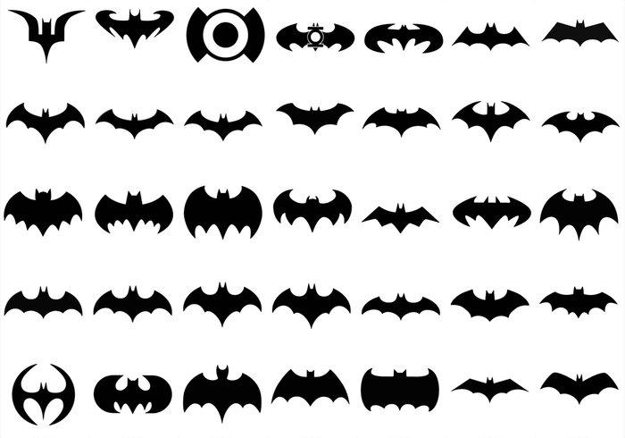 DC Comics Superhero Brushes