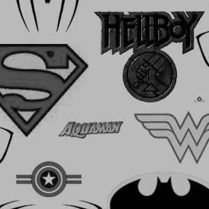DC Comics Superhero Brushes