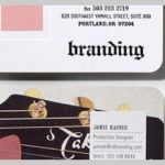 Business Card Design and Printing Bloopers
