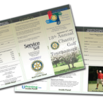 UPrinting Sponsors the Crystal City Pentagon Rotary Club's Annual Golf Charity