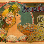 25 Mind-Blowing Art Nouveau Poster Designs!