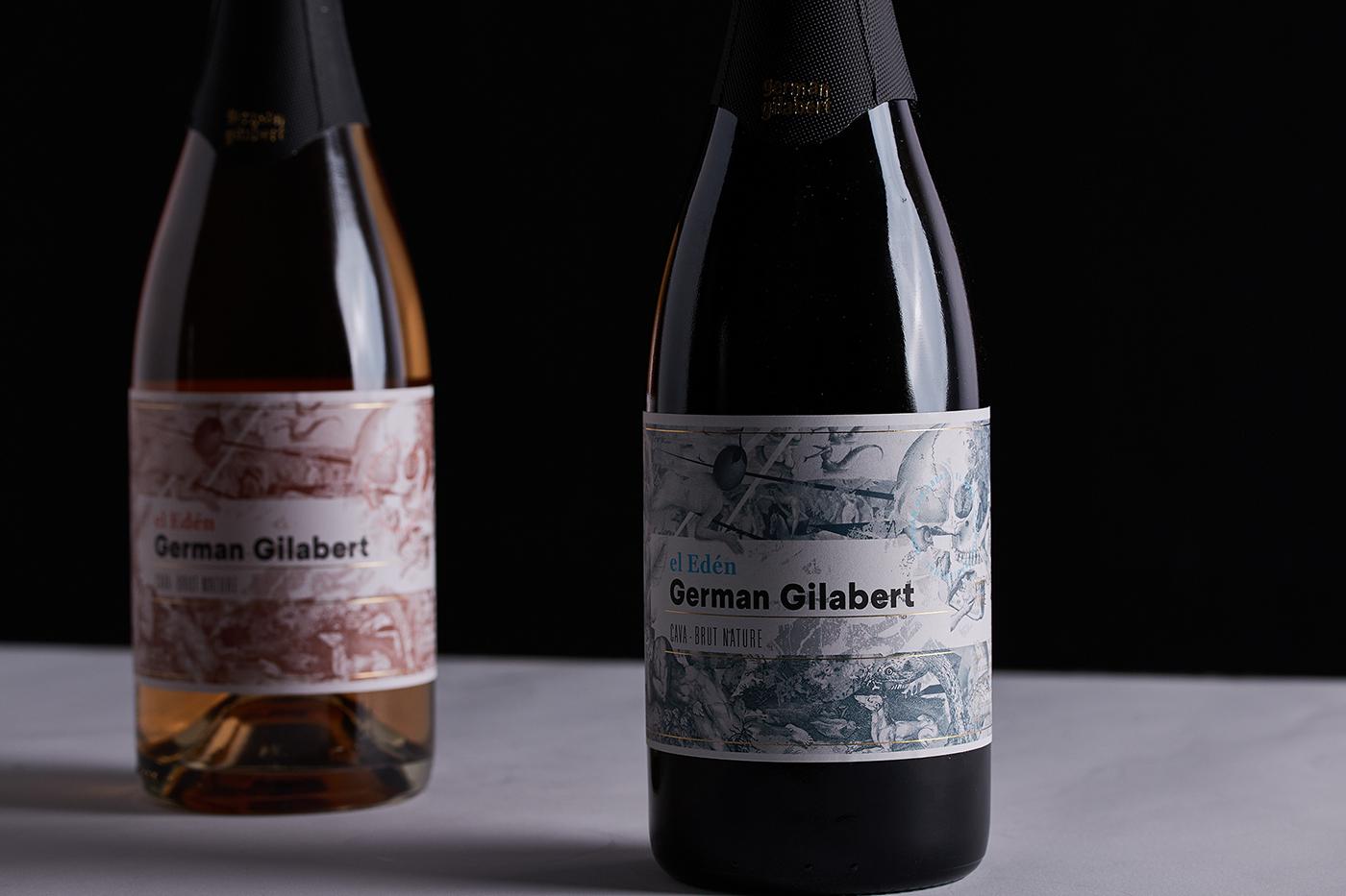 Brandsummit Agency & Alex Monzó wine label