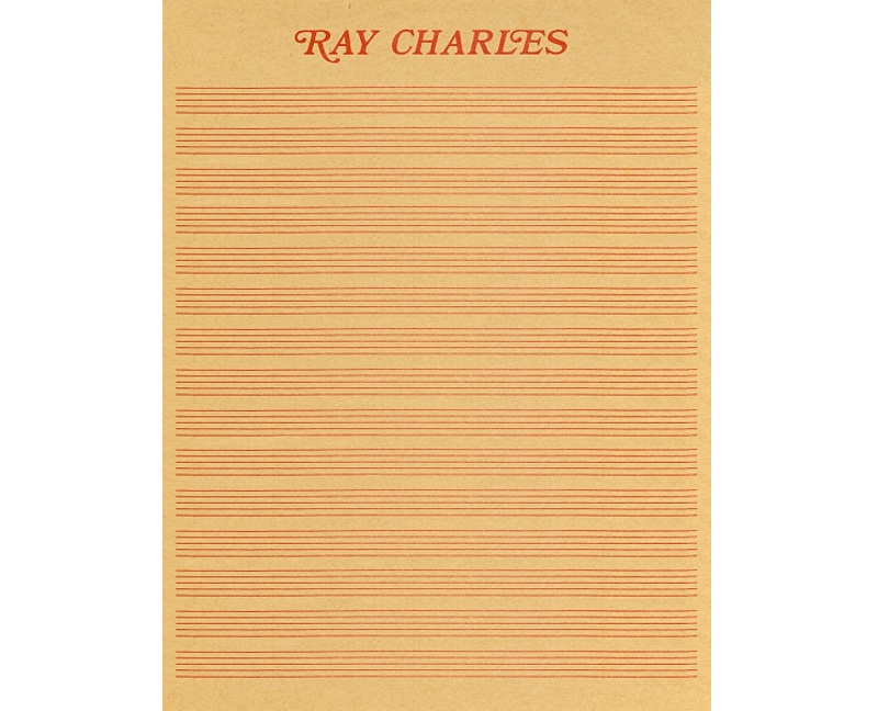 Personal Letterhead - Ray Charles