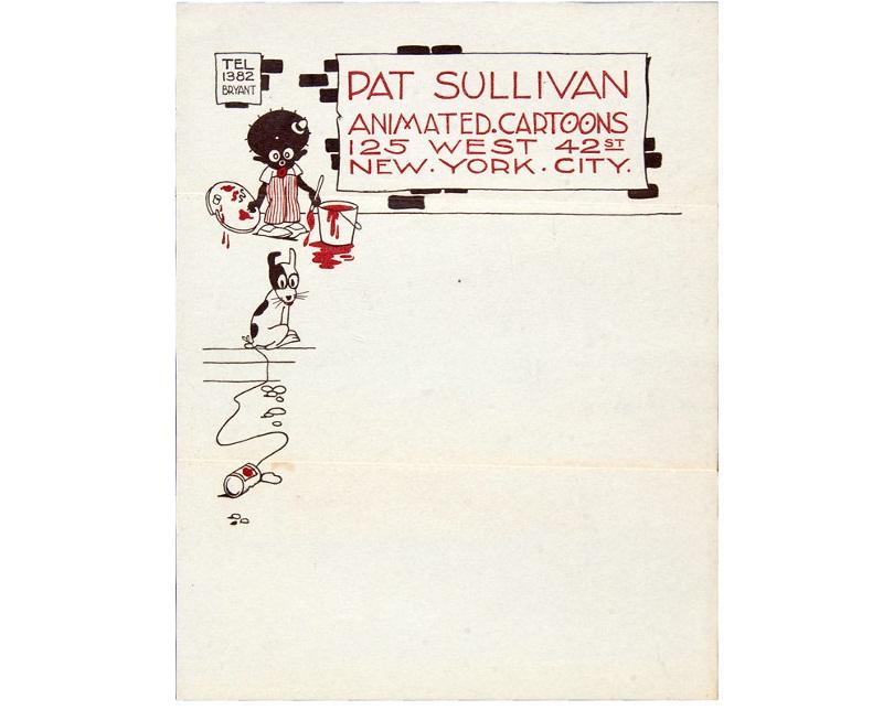 Personal Letterhead - Pat Sullivan