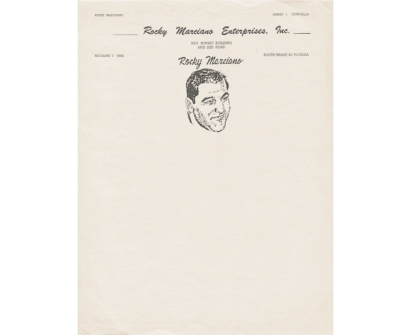 40 Captivating Personal Letterheads of Influential People – Personal Letterhead