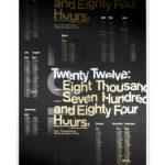 57 Creative 2012 Calendar Designs for Your Inspiration