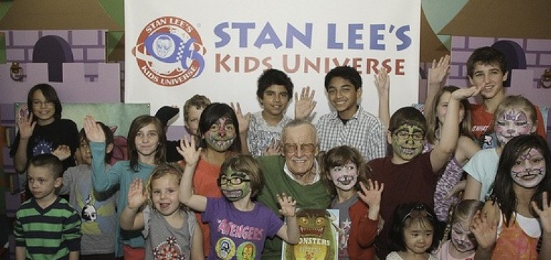 UPrinting Sponsors Stan Lee Kid's Universe Product Launch