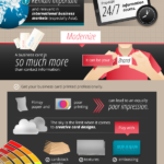 Is Your Business Card Social Media Friendly? [Infographic]