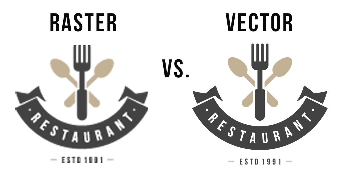 Raster vs Vectors