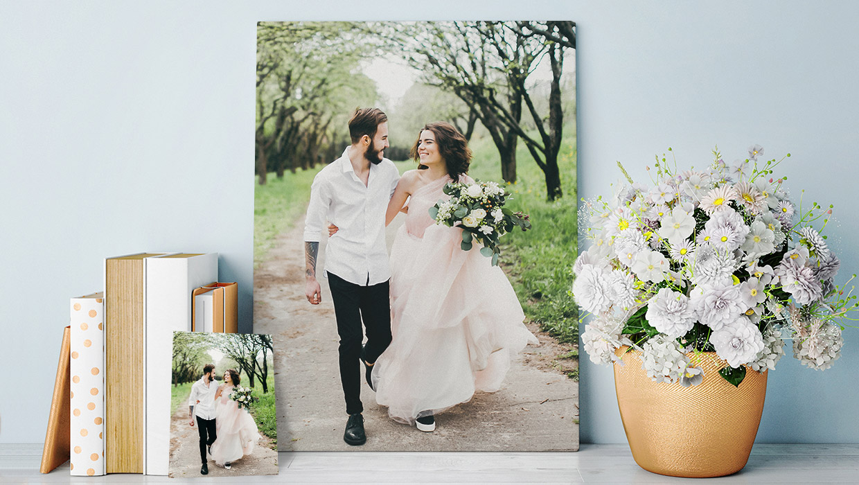 choose the right image for canvas prints