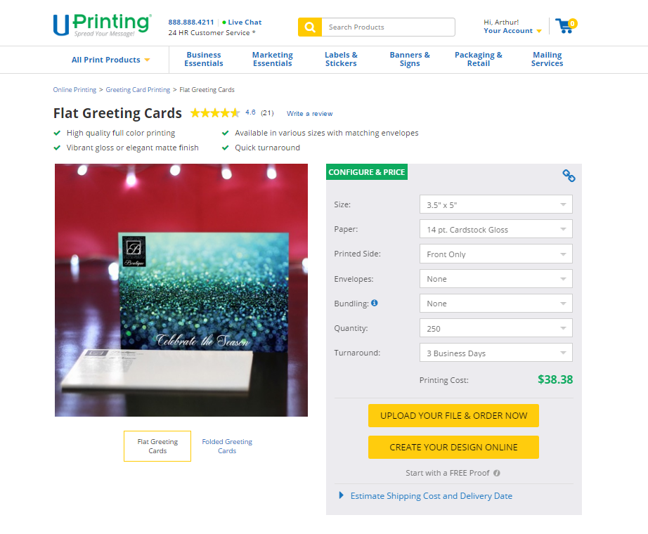 Uprinting coupon code 2018